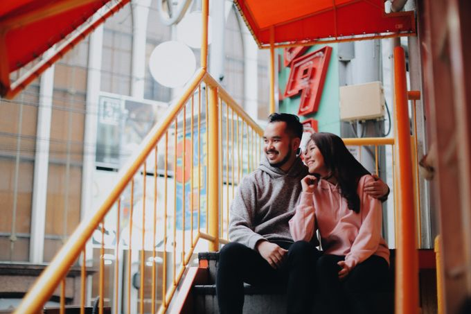 Engagement Session of Adrian & Daisy by Nocture - 001