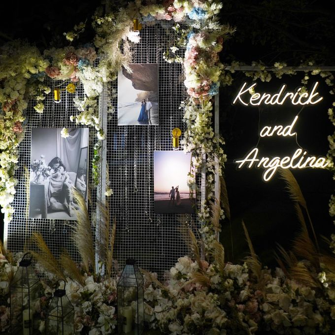 A night full of stars for Kendrick & Angelina by Vilia Wedding Planner - 020