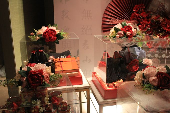 MC Sangjit Li Feng Mandarin Hotel Jakarta - Anthony Stevven by Mandarin Oriental, Jakarta - 005
