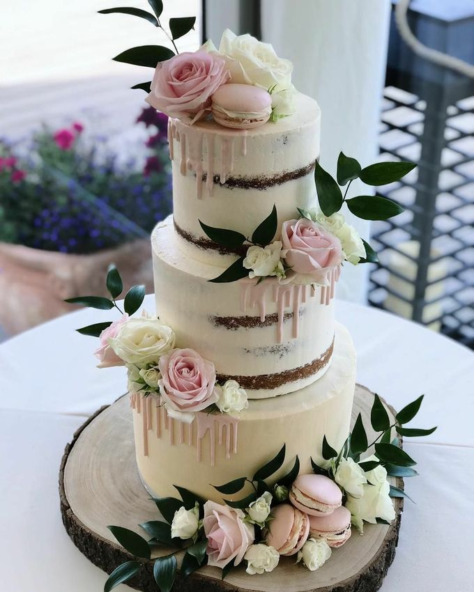 Tiers Cake by FIOR FIORE Patisserie - 005