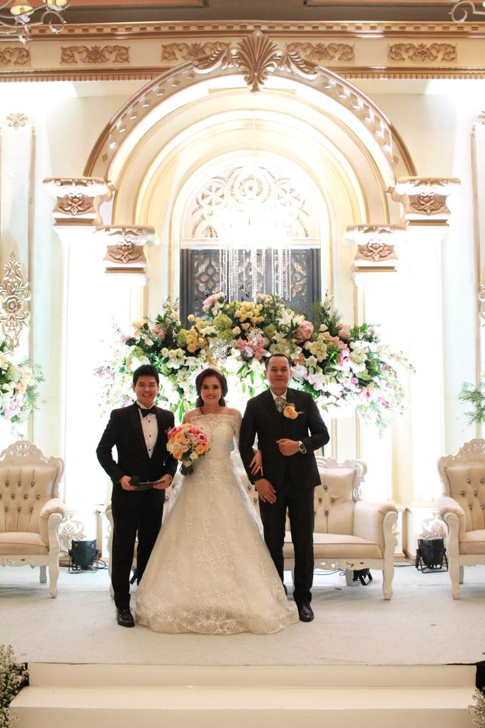 Mc Wedding AryaDuta Jakarta - Anthony Stevven by Hotel Aryaduta Jakarta - 013