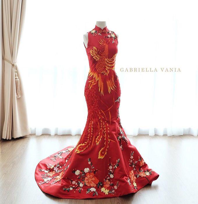 Cheongsam Embroidery - GV HERITAGE by GV by Gabriella Vania - 024