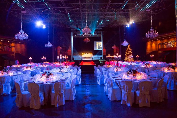 Christmas Event by C&G Wedding and Event Designer - 001