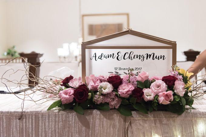 Actual Day - Adam & Cheng Mun Banquet by A Merry Moment - 008