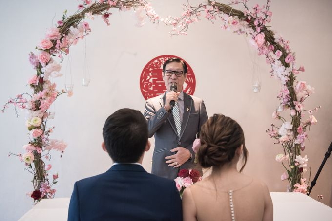 Actual Day - Adam & Cheng Mun Banquet by InterContinental Singapore - 016
