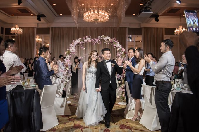 Actual Day - Adam & Cheng Mun Banquet by InterContinental Singapore - 030