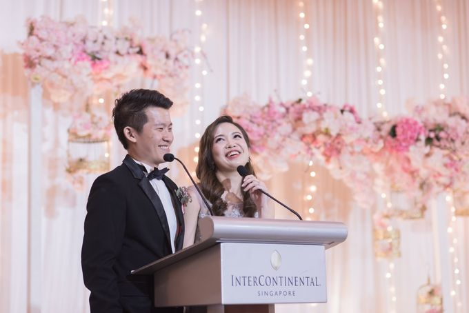 Actual Day - Adam & Cheng Mun Banquet by InterContinental Singapore - 038