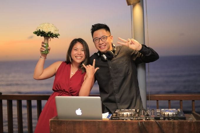 Vincent Leung & Chan Pak Ki Wedding by Music For Life - Wedding DJ - 001