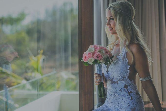 Wedding day of Koby & Shane by Ferry Tjoe Photography - 022