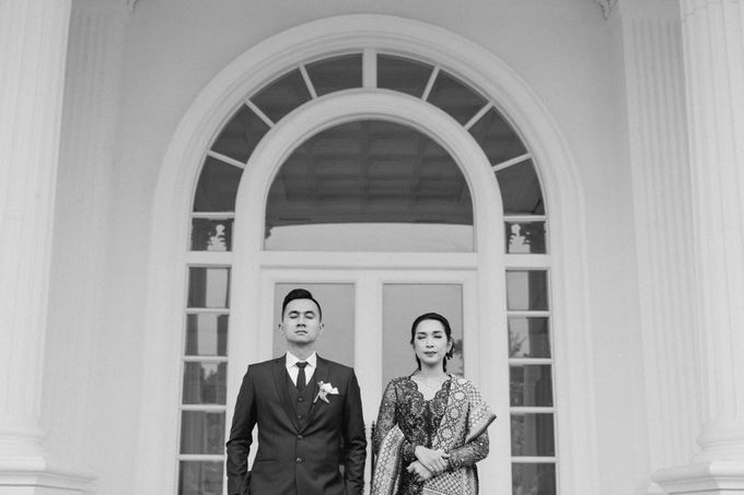 Adrian & Desi Wedding Day by THE TRIBRATA Darmawangsa Jakarta - 019