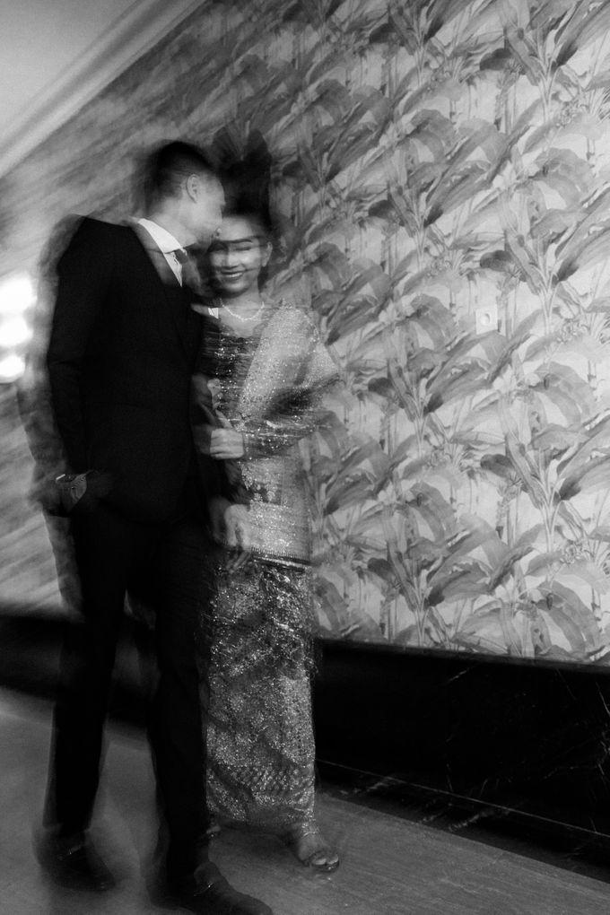Adrian & Desi Wedding Day by THE TRIBRATA Darmawangsa Jakarta - 033