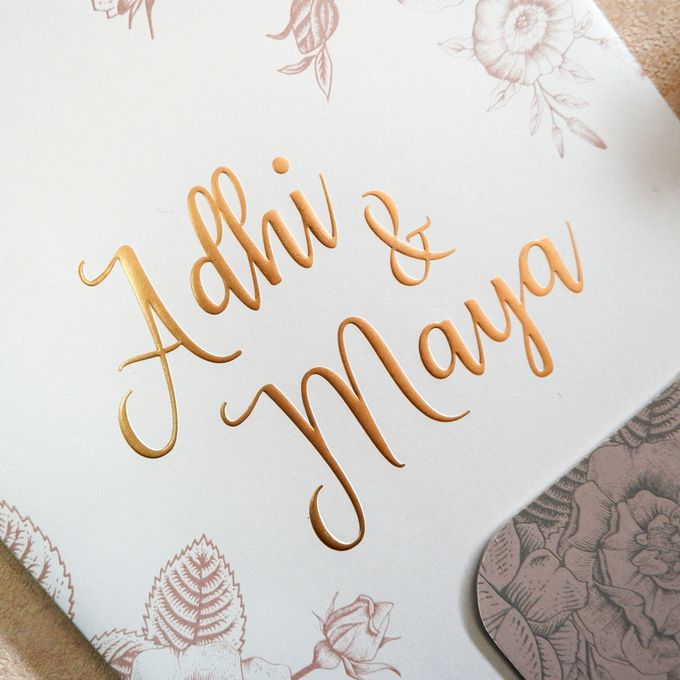 Adhi & Maya by Meltiq Invitation - 002