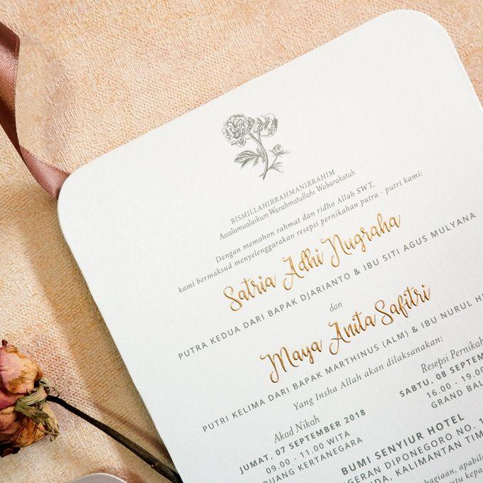 Adhi & Maya by Meltiq Invitation - 003