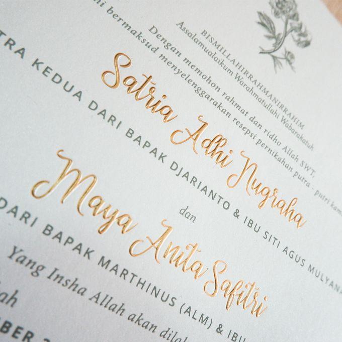 Adhi & Maya by Meltiq Invitation - 004