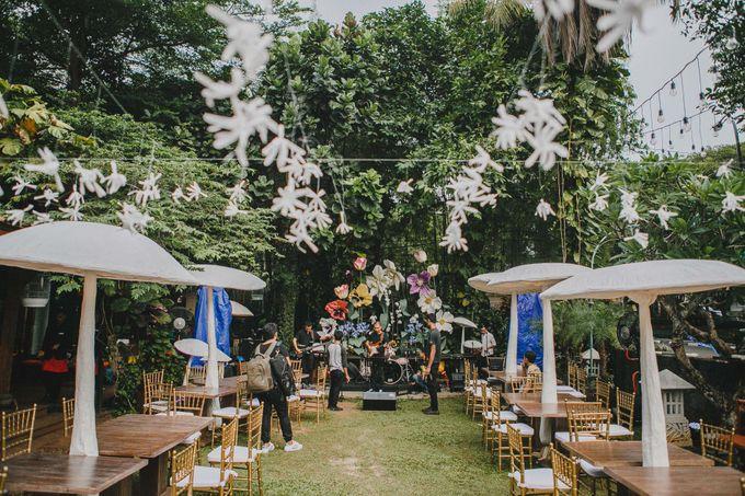 Molo & Ovan Wedding by Adhyakti Wedding Planner & Organizer - 033