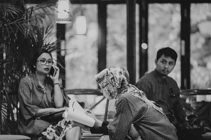 Molo & Ovan Wedding by Adhyakti Wedding Planner & Organizer - 045
