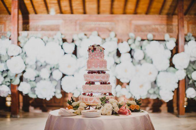 Molo & Ovan Wedding by Adhyakti Wedding Planner & Organizer - 035