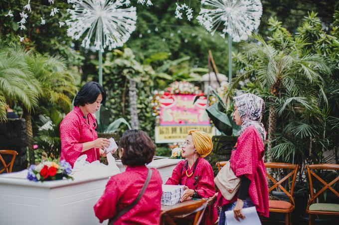 Molo & Ovan Wedding by Adhyakti Wedding Planner & Organizer - 047