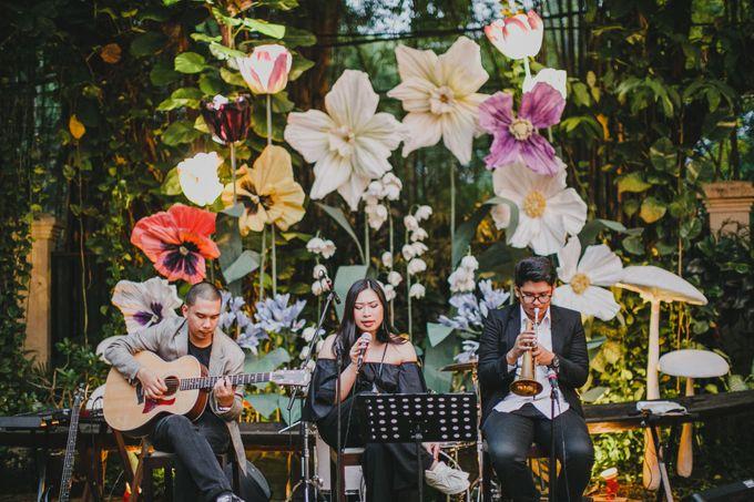 Molo & Ovan Wedding by Adhyakti Wedding Planner & Organizer - 037