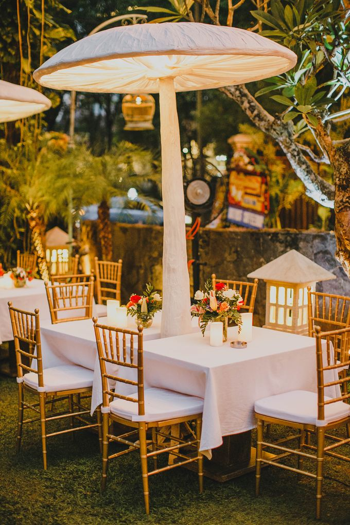 Molo & Ovan Wedding by Adhyakti Wedding Planner & Organizer - 041