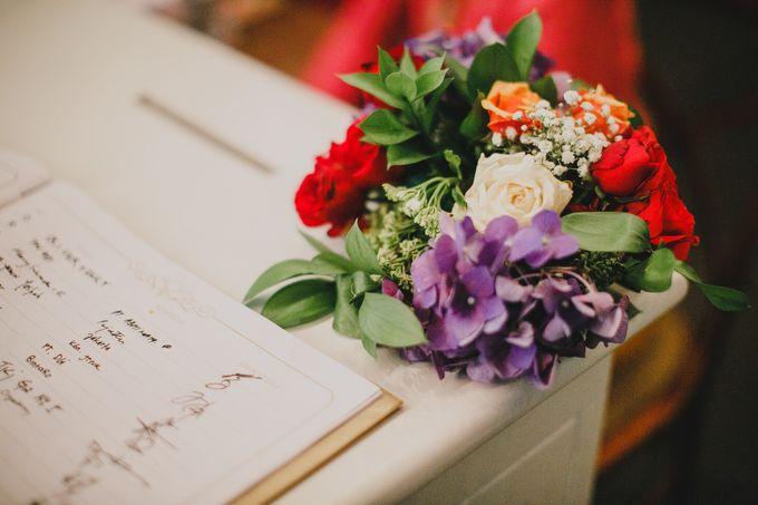Molo & Ovan Wedding by Adhyakti Wedding Planner & Organizer - 002