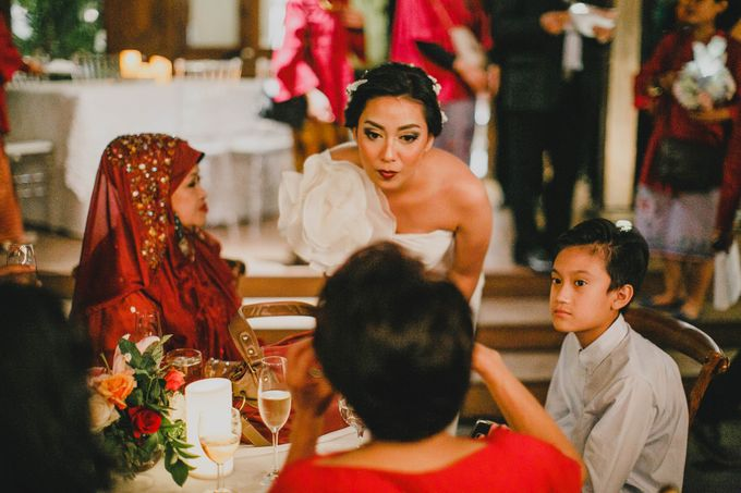 Molo & Ovan Wedding by Adhyakti Wedding Planner & Organizer - 015