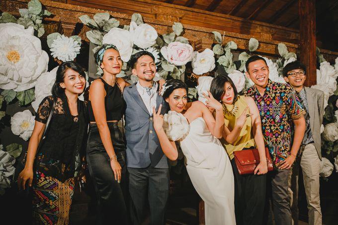 Molo & Ovan Wedding by Adhyakti Wedding Planner & Organizer - 020
