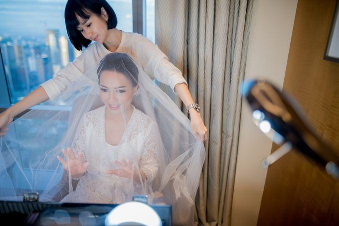 The Wedding of Adi & Ellen by Priscilla Myrna - 001
