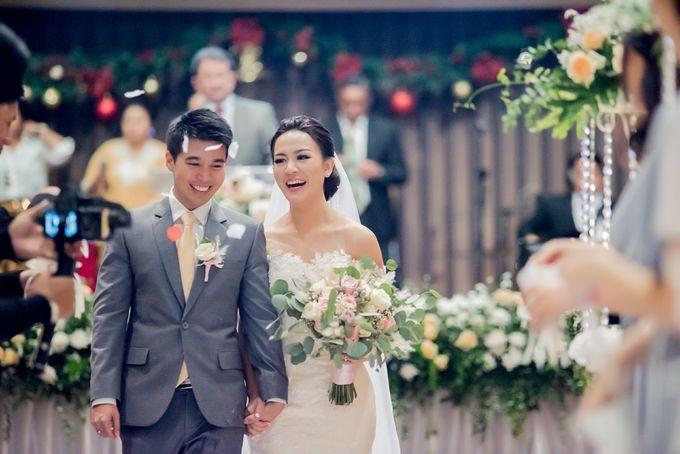 The Wedding of Adi & Ellen by Priscilla Myrna - 017