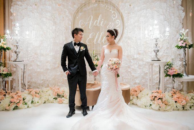 The Wedding of Adi & Ellen by Priscilla Myrna - 031