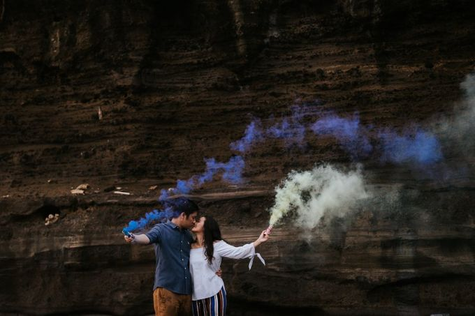 Bali Prewedding Session Wendy & Kevin by Warna Project - 007