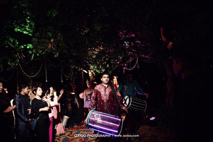 Wedding of Hemant and Divya by Conrad Bali - 008