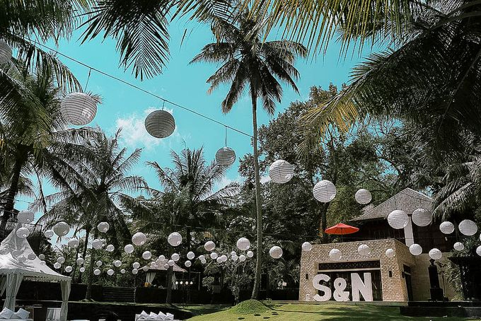Wedding at Villa The Sanctuary in Canggu by Bali Tie d' Knot - 015