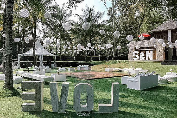 Wedding at Villa The Sanctuary in Canggu by Bali Tie d' Knot - 014
