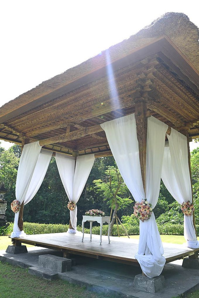 Wedding at Villa The Sanctuary in Canggu by Bali Tie d' Knot - 006