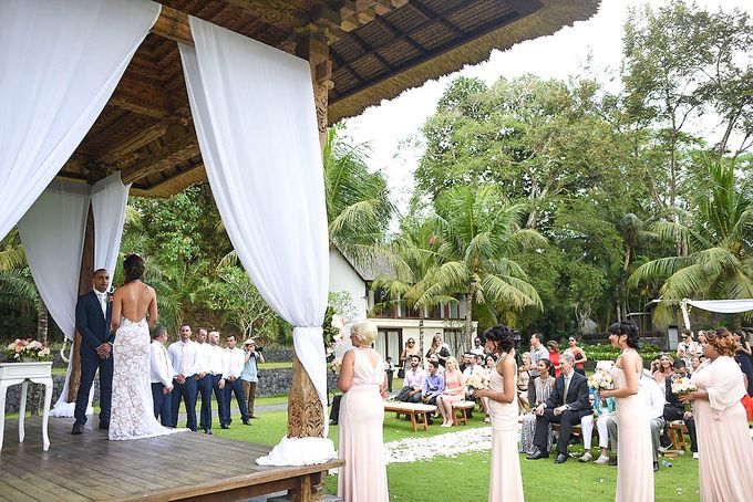 Wedding at Villa The Sanctuary in Canggu by Bali Tie d' Knot - 007