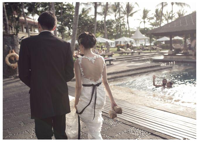 The Wedding of Marcelia & Anton by Ahava by Bona Soetirto - 009