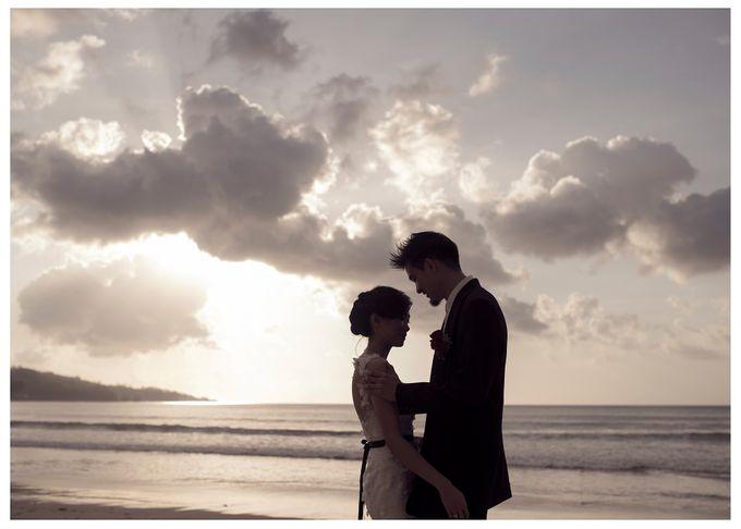 The Wedding of Marcelia & Anton by Ahava by Bona Soetirto - 014