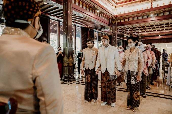 Adinda & Akbar Wedding at Sultan Hotel Jakarta by The Sultan Hotel & Residence Jakarta - 010