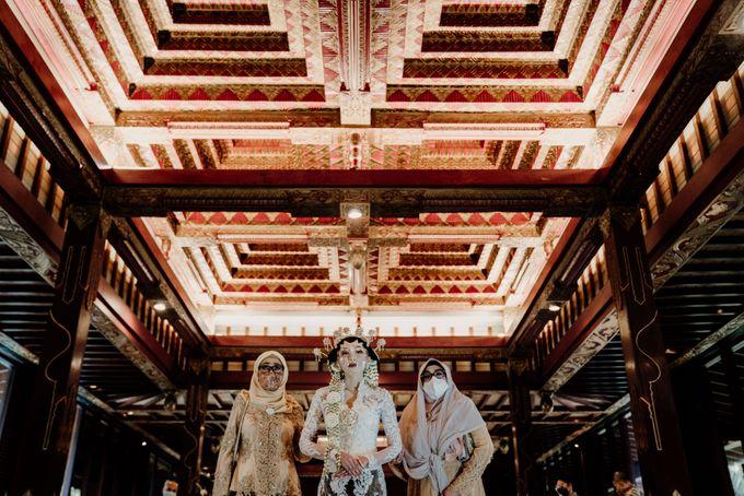 Adinda & Akbar Wedding at Sultan Hotel Jakarta by The Sultan Hotel & Residence Jakarta - 008