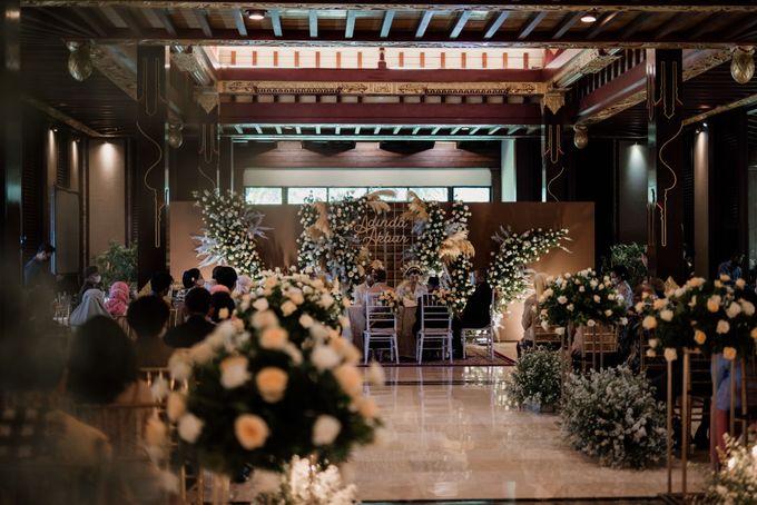 Adinda & Akbar Wedding at Sultan Hotel Jakarta by The Sultan Hotel & Residence Jakarta - 009