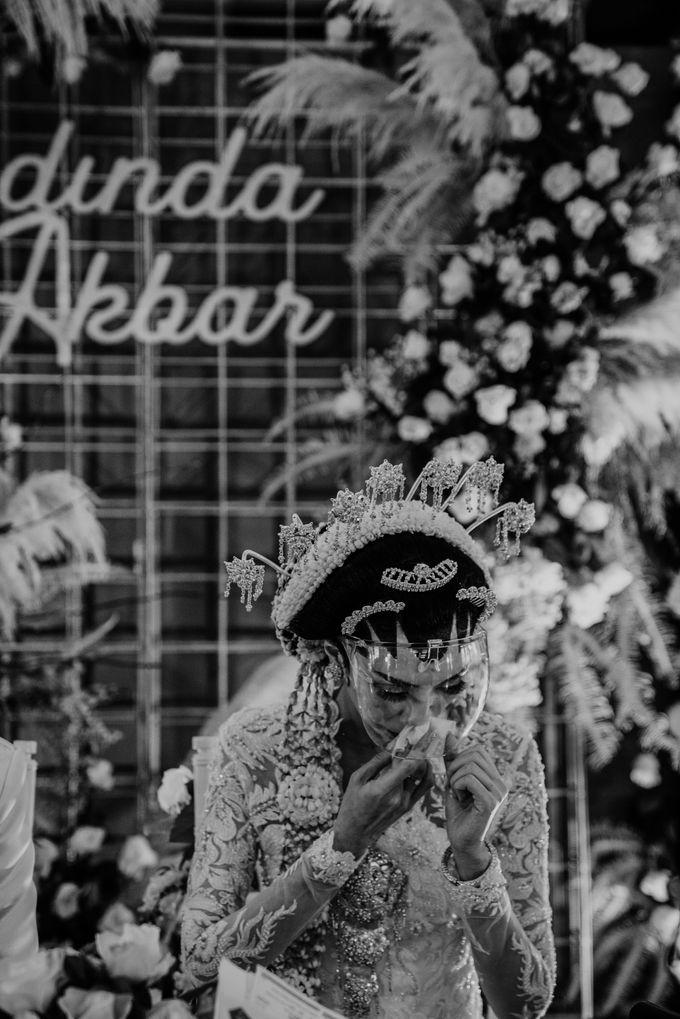 Adinda & Akbar Wedding at Sultan Hotel Jakarta by The Sultan Hotel & Residence Jakarta - 006
