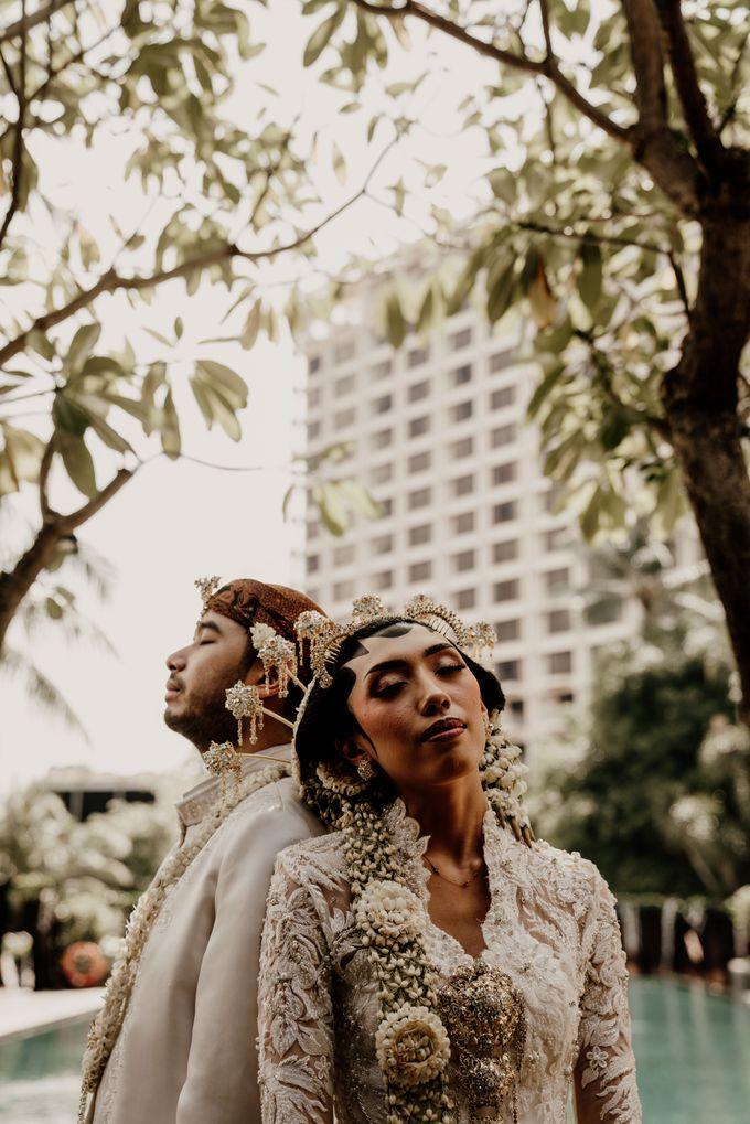 Adinda & Akbar Wedding at Sultan Hotel Jakarta by The Sultan Hotel & Residence Jakarta - 002