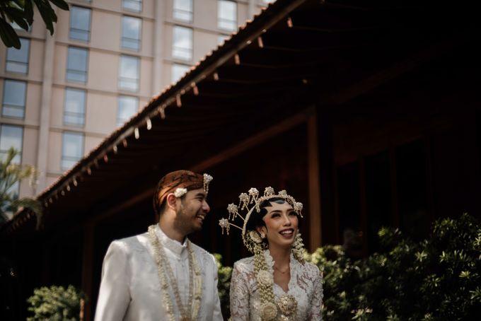 Adinda & Akbar Wedding at Sultan Hotel Jakarta by The Sultan Hotel & Residence Jakarta - 003