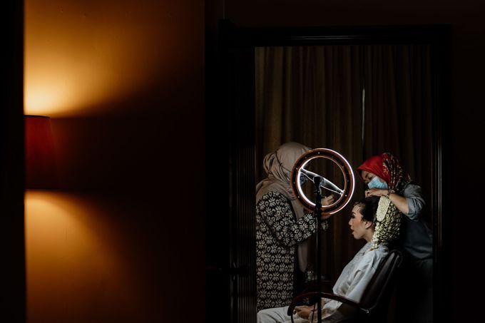 Adinda & Akbar Wedding at Sultan Hotel Jakarta by The Sultan Hotel & Residence Jakarta - 032