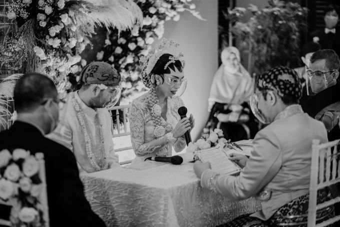 Adinda & Akbar Wedding at Sultan Hotel Jakarta by The Sultan Hotel & Residence Jakarta - 012