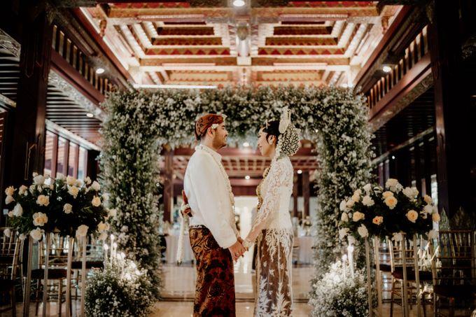 Adinda & Akbar Wedding at Sultan Hotel Jakarta by The Sultan Hotel & Residence Jakarta - 004