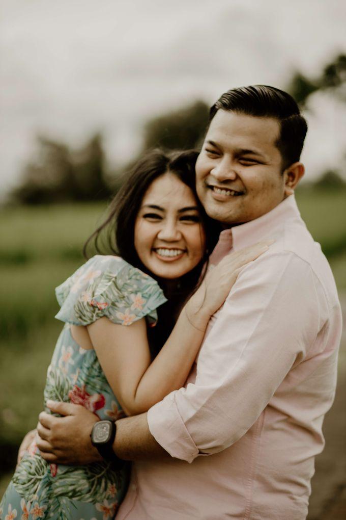 Adit & Caca Prewedding by AKSA Creative - 001