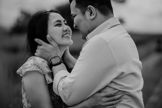 Adit & Caca Prewedding by AKSA Creative - 003