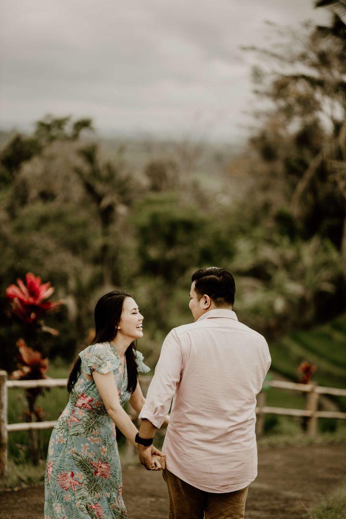 Adit & Caca Prewedding by AKSA Creative - 005
